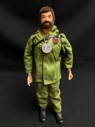 GI JOE - ADVENTURE TEAM TALKING COMMANDER